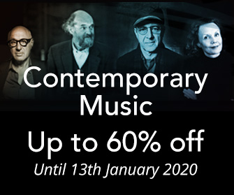 Contemporary Music - up to 60% off