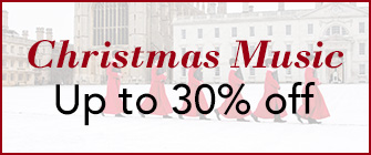 Christmas Music - up to 30% off