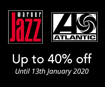 Warner Jazz & Atlantic - up to 40% off