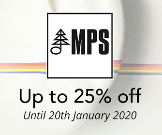 MPS - up to 25% off