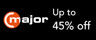 C Major - up to 45% off