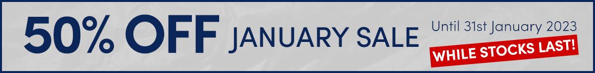 January Sheet Music Sale - 50% off