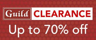 Guild Clearance Sale - up to 70% off