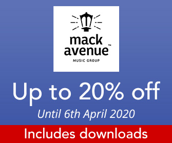 Mack Avenue - up to 20% off