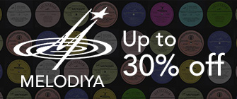 Melodiya - up to 30% off