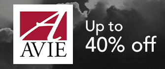 Avie - up to 40% off