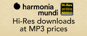 Harmonia Mundi - Hi-Res Downloads at MP3 prices