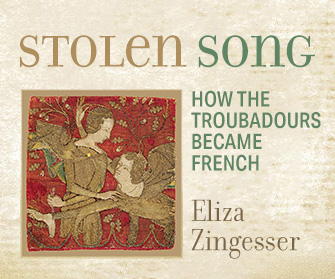 Stolen Song: How the Troubadours became French
