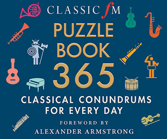 The Classic FM Puzzle Book 365