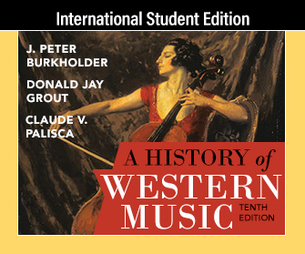 A History of Western Music - Tenth Edition
