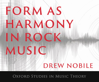 Form as Harmony in Rock Music