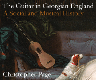 The Guitar in Georgian England: A Social and Musical History