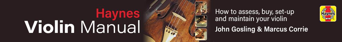 Haynes Violin Manual