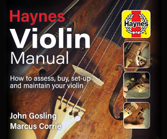 Haynes Violin Manual