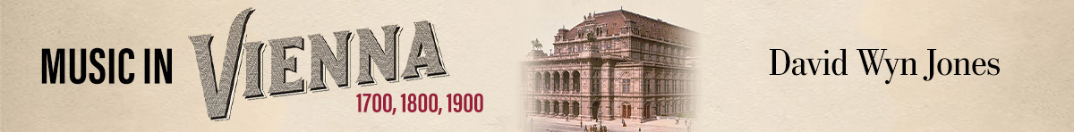 Music in Vienna: 1700, 1800, 1900