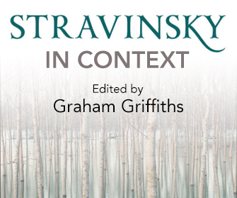 Stravinsky in Context