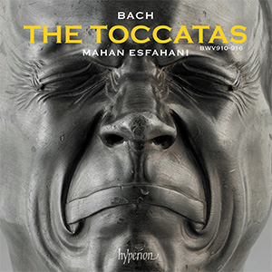 JS Bach: The Toccatas