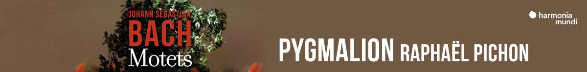 Pygmalion: Bach Motets