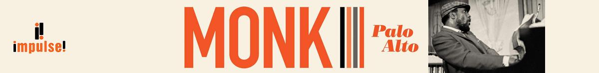Thelonious Monk - Palo Alto