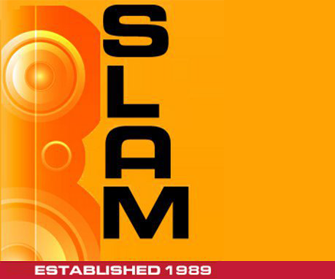 Slam Productions - up to 20% off selected lines