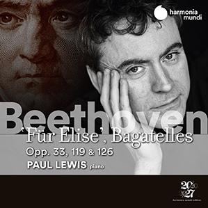 Beethoven: Für Elise and Bagatelles Opp. 33, 119 & 126