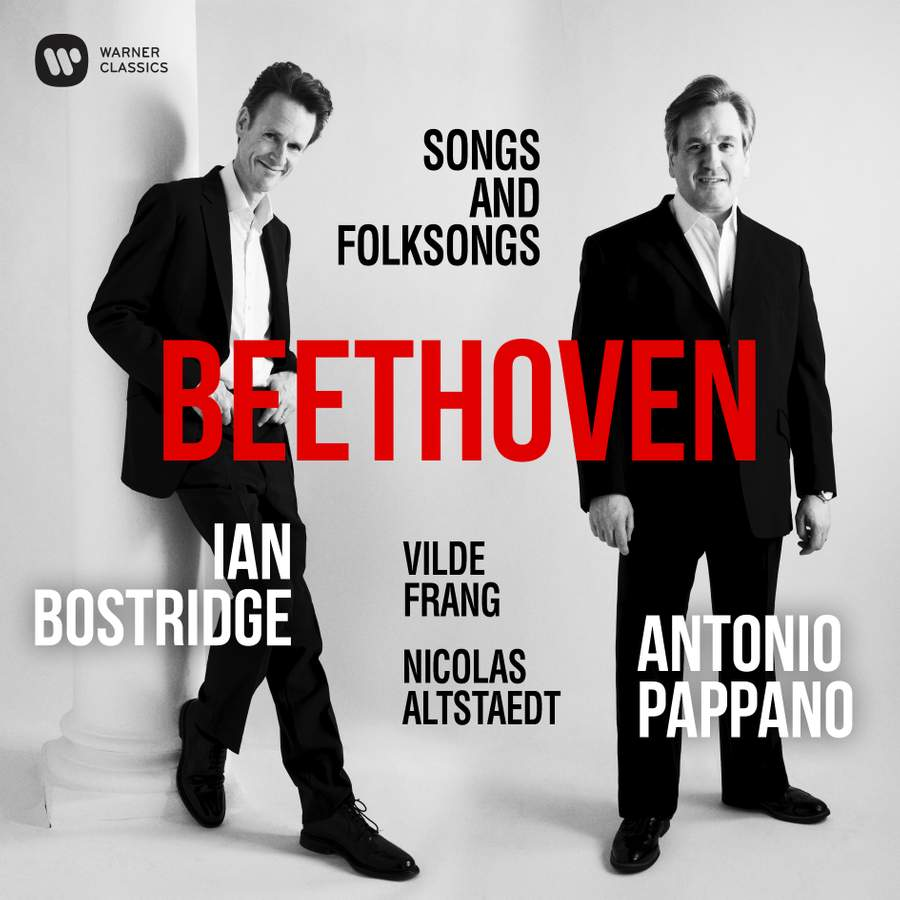 Beethoven: Lieder & Folksongs