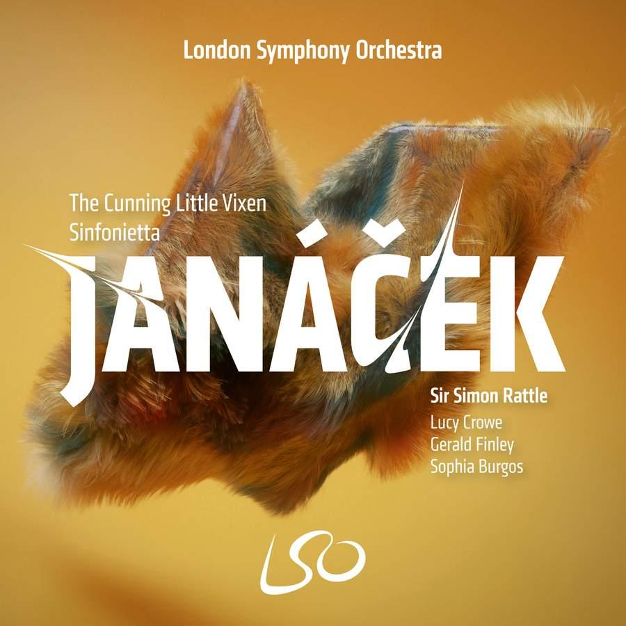 Janáček: The Cunning Little Vixen & Sinfonietta
