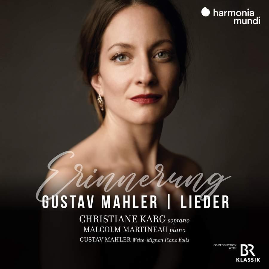 Erinnerung: Mahler Lieder