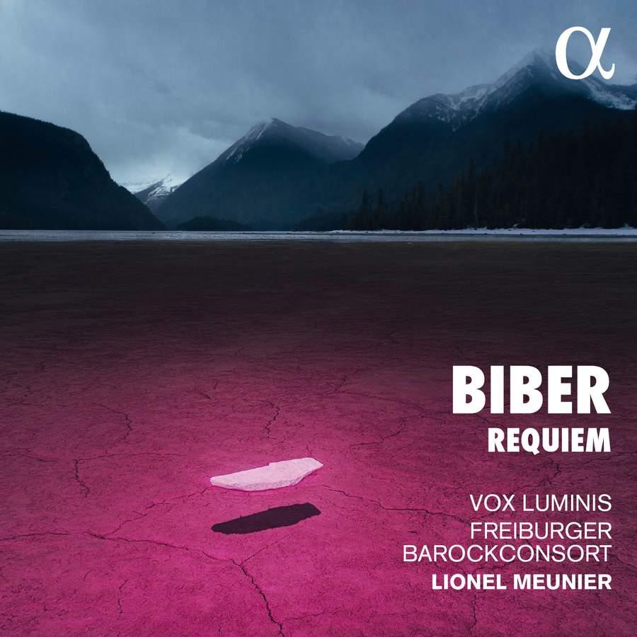 Biber: Requiem  Freiburger Barockconsort, Vox Luminis, Lionel Meunier