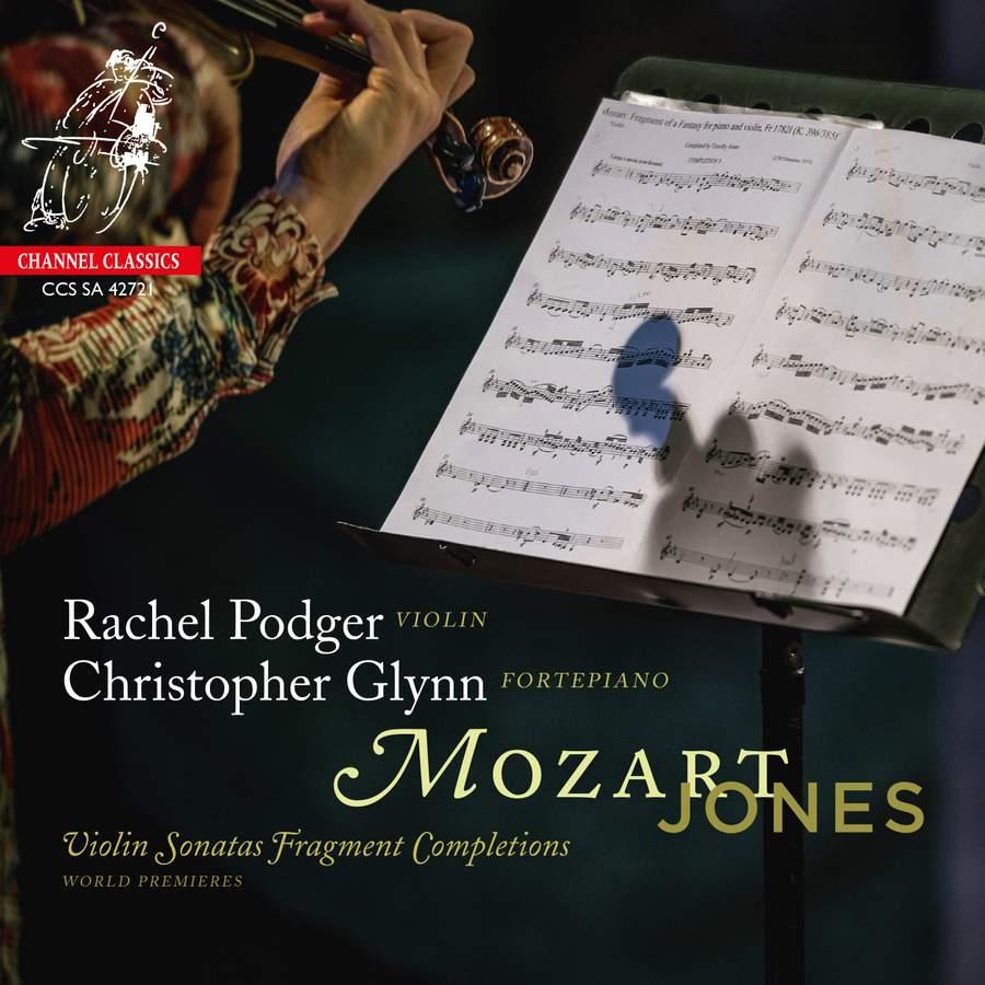 Mozart/Jones: Violin Sonatas Fragment Completion