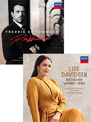 Freddie De Tommaso - Passione / Lise Davidsen: Beethoven - Wagner - Verdi