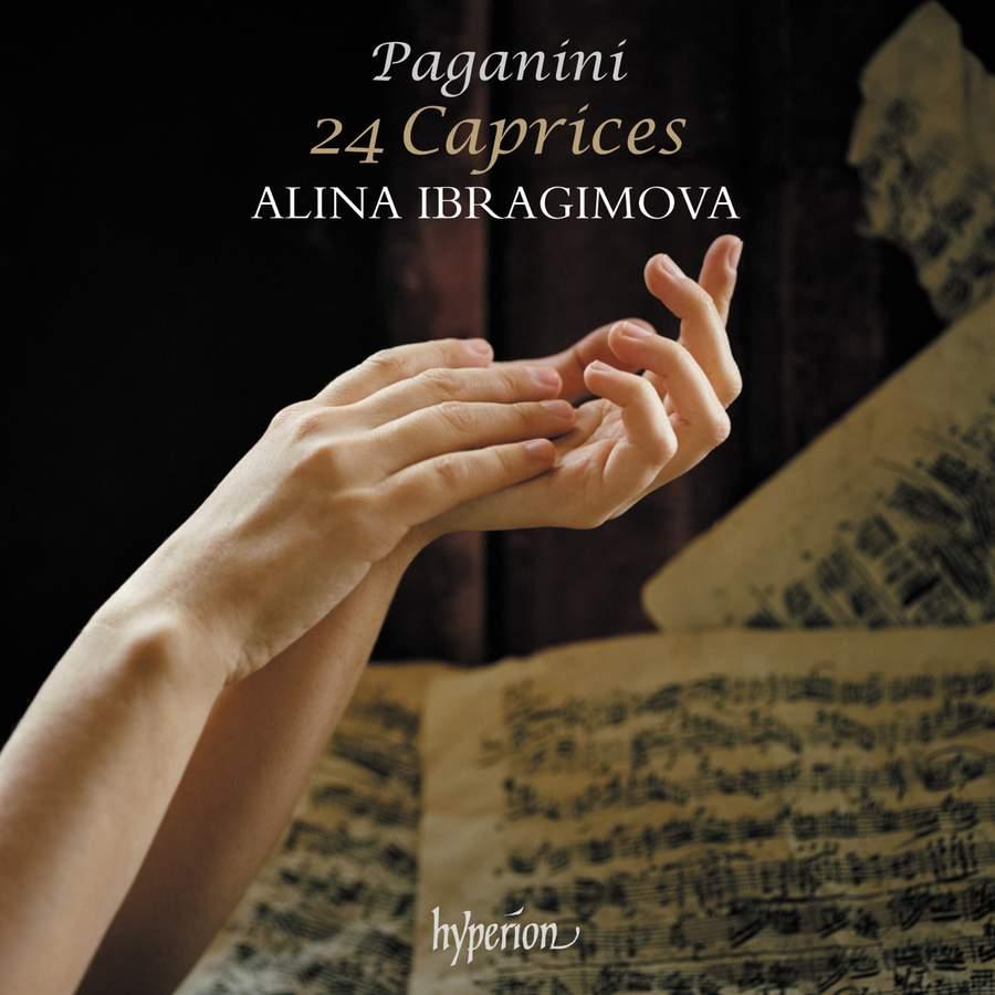 Paganini: 24 Caprices  Alina Ibragimova (violin)