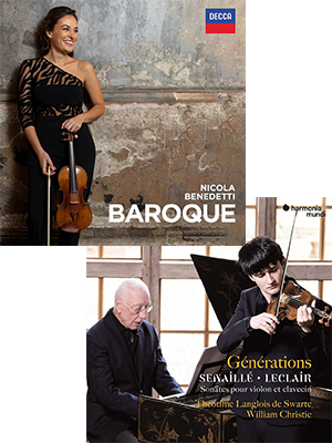 Baroque & Generations, Benedetti & Christie