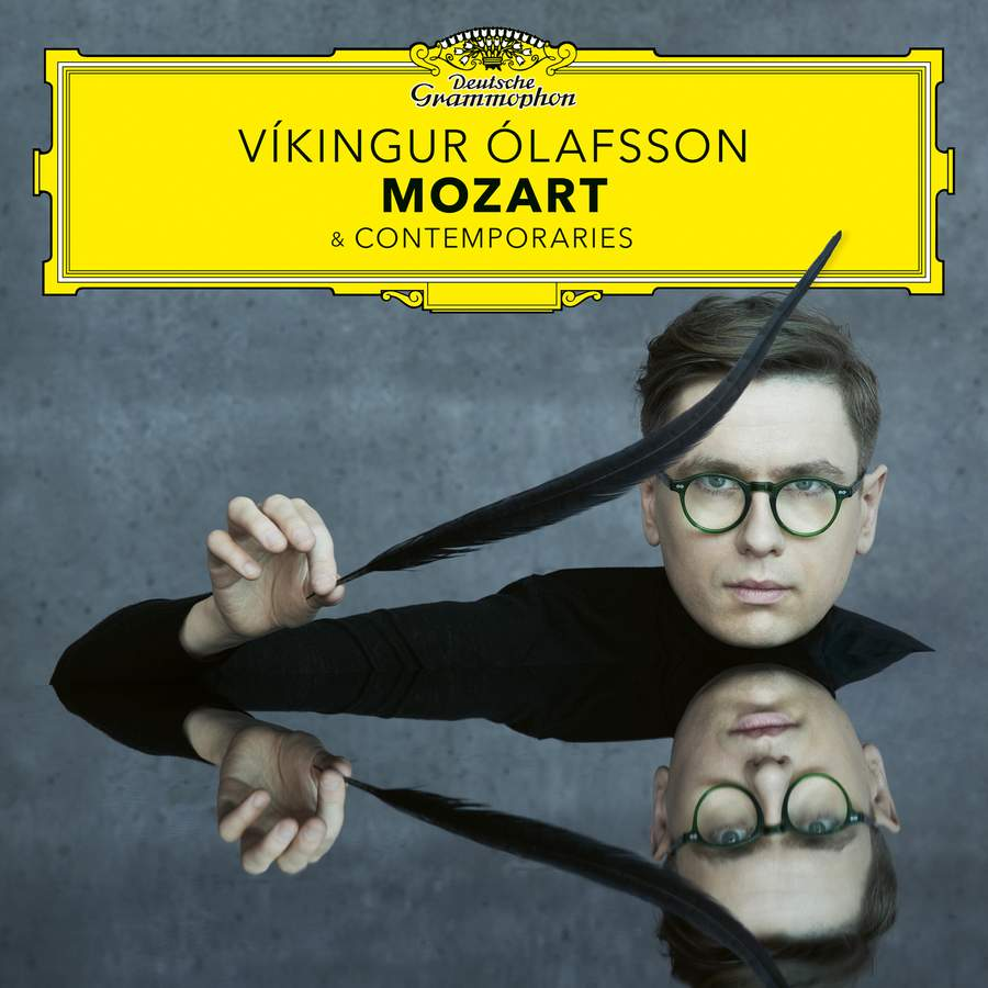 Mozart & Contemporaries  Víkingur Ólafsson (piano)