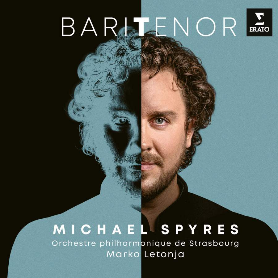 Baritenor  Michael Spyres (baritenor)