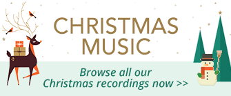 Christmas Music - Browse all Christmas CDs, DVDs, Blu-rays & Downloads Now