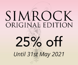 Simrock - 25% off