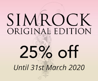 Simrock - 25% off