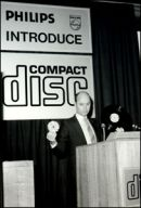 The launch of the CD