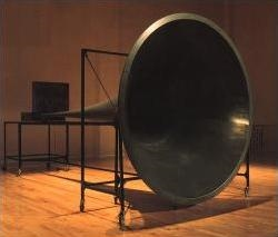 The horn used for Prima Voce re-issues