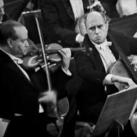 Rostropovich and Oistrakh