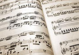 Sheet Music now available online