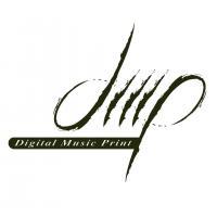 Digital Music Print