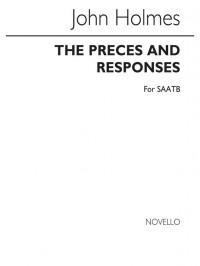 John Holmes: John Holmes: Preces And Responses
