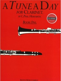 Paul Herfurth: A Tune A Day for Clarinet Book 1