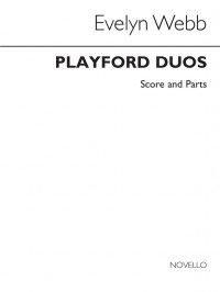 Evelyn Webb: Playford Duos