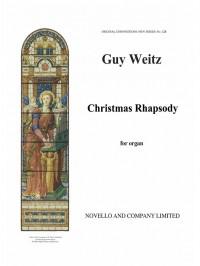 Guy Weitz: Christmas Rhapsody On An Old Walloon Carol