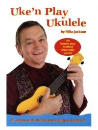 Michael Jackson: Uke'N Play Ukulele (Mike)
