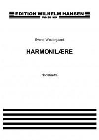 Svend Westergaard: Harmonilaere, Nodehaefte
