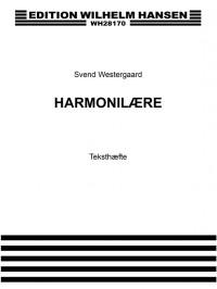 Svend Westergaard: Harmonilaere, Teksthaefte
